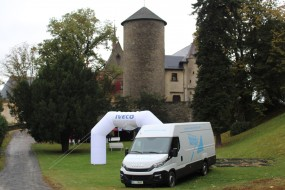 Iveco Daily do kopce