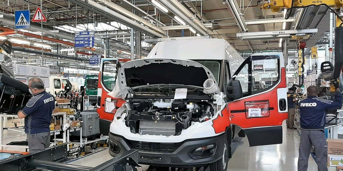IVECO ohlašuje obnovení výrobního procesu ve svých závodech v Itálii a Španělsku